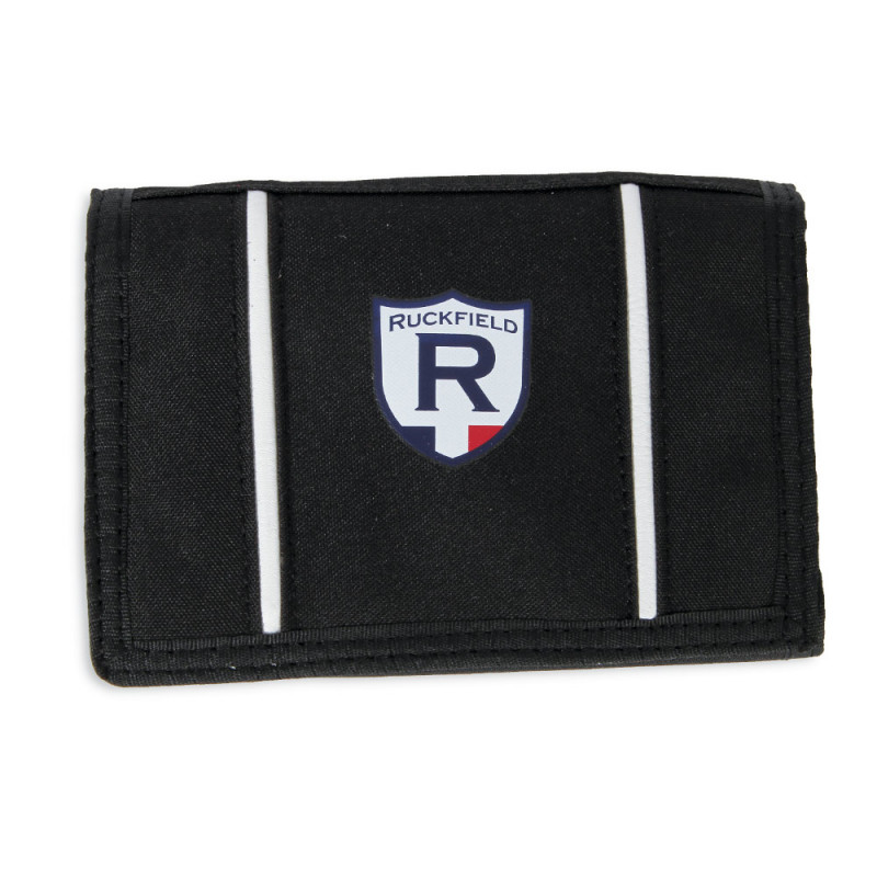 Portefeuille rugby noir