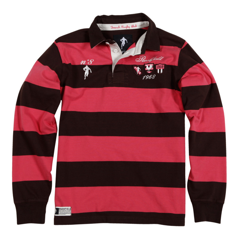 Kids Rugby Classic Polo Shirt