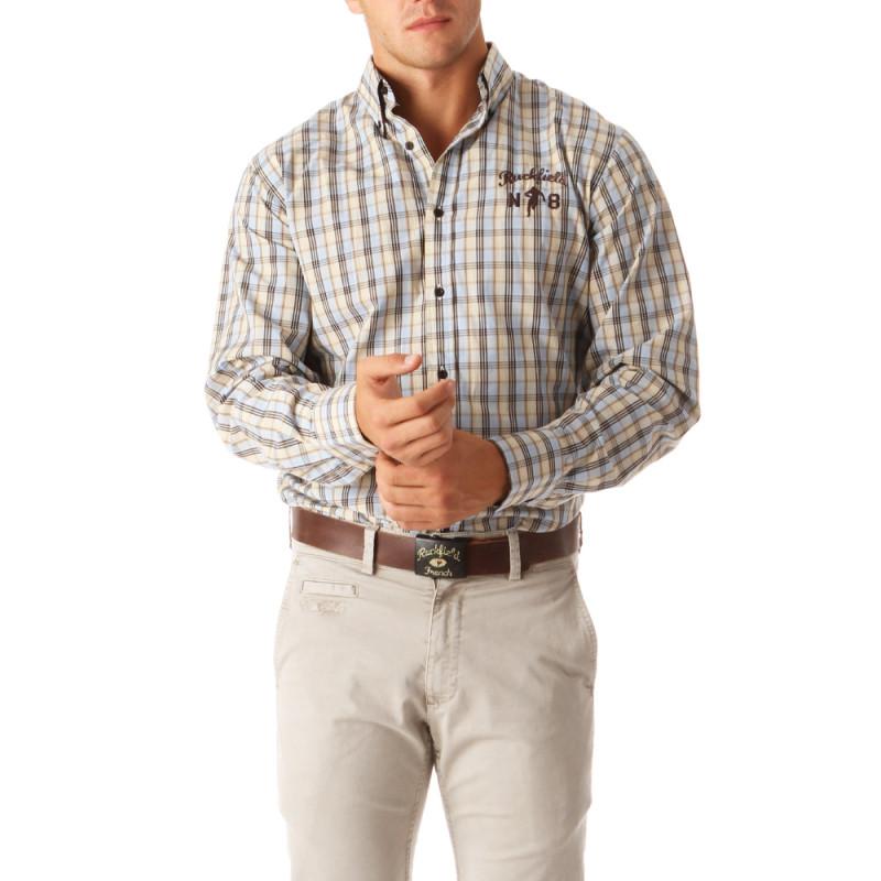 N°8 Check Shirt