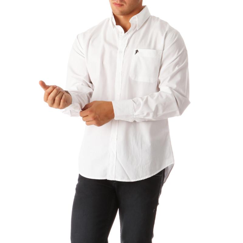 Pocket Plain Shirt
