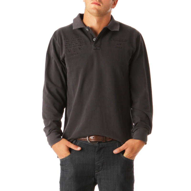 Rugby Classic Cotton Polo Shirt