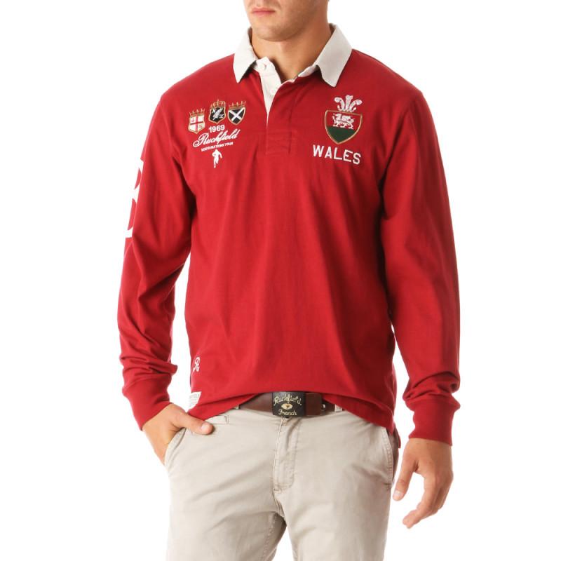 Wales Polo Shirt