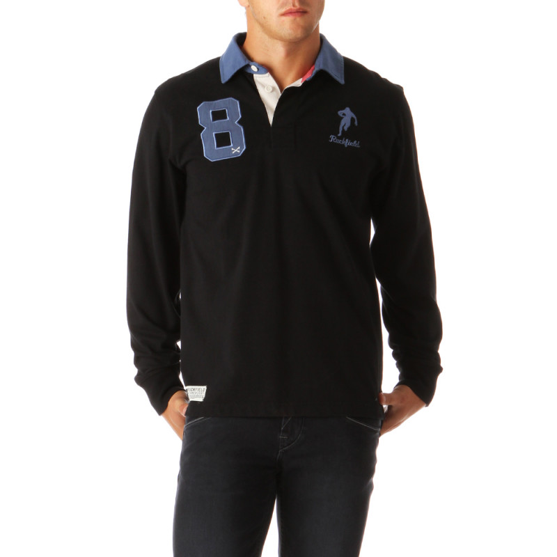 Rugby Essentiels Jersey Polo