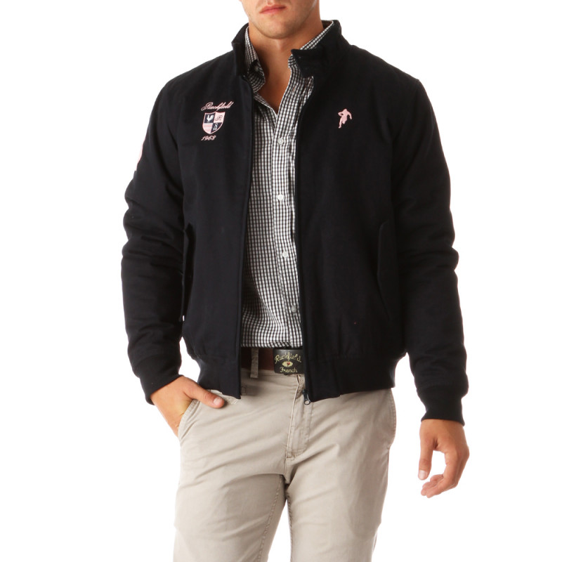 Classic Rugby Jacket
