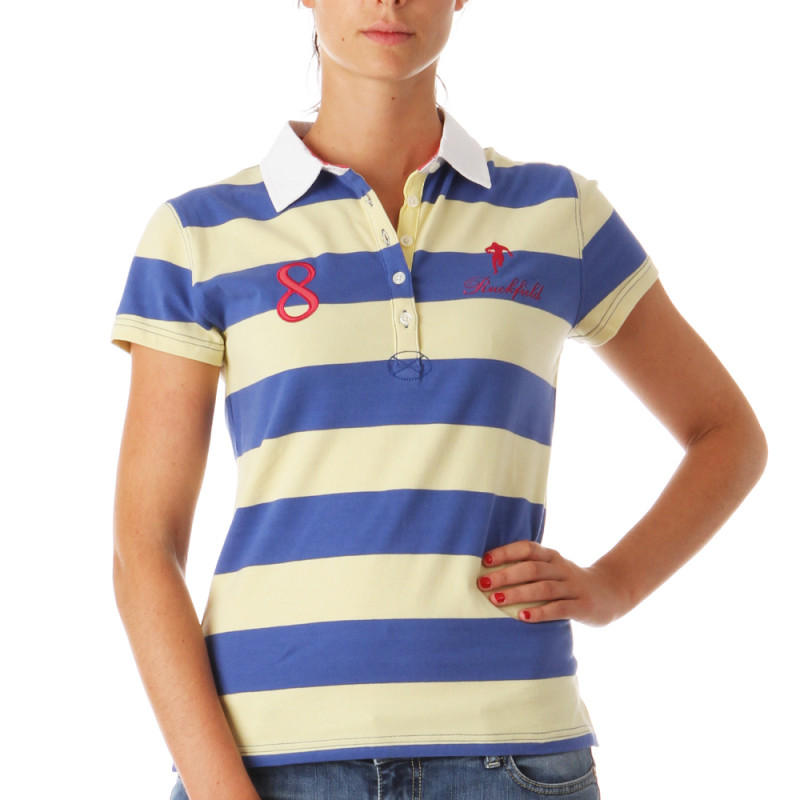 Old school Rugby Polo Shirt
