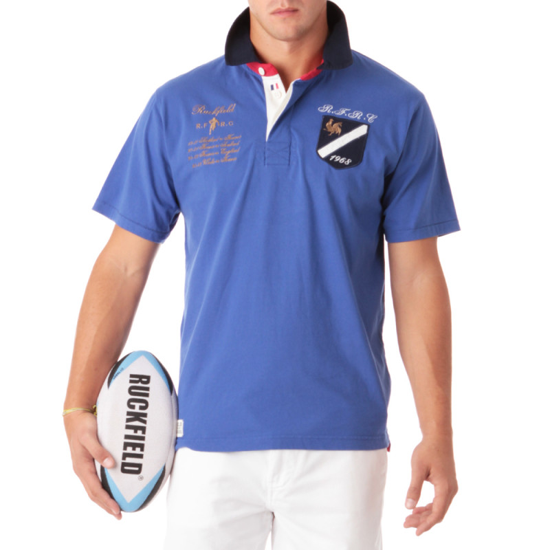 Rugby France Tour Polo Shirt