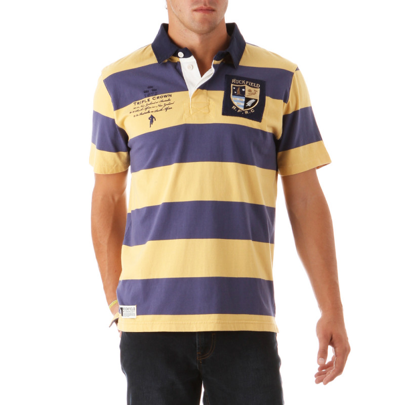Tri-Nations Rugby Polo Shirt