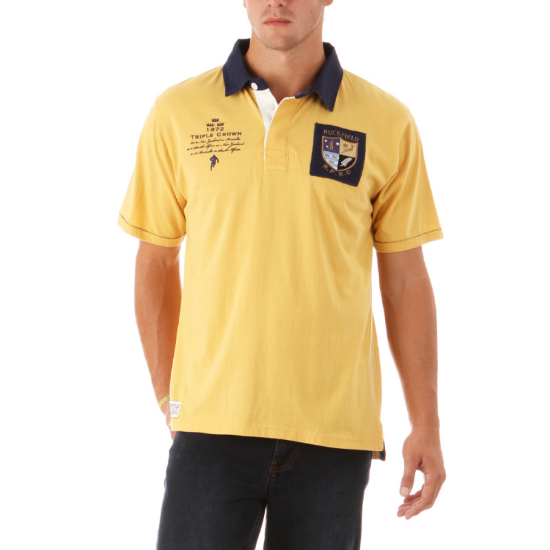 Triple Crown Rugby Polo Shrit