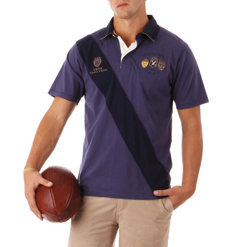 1972 Rugby Polo Shirt