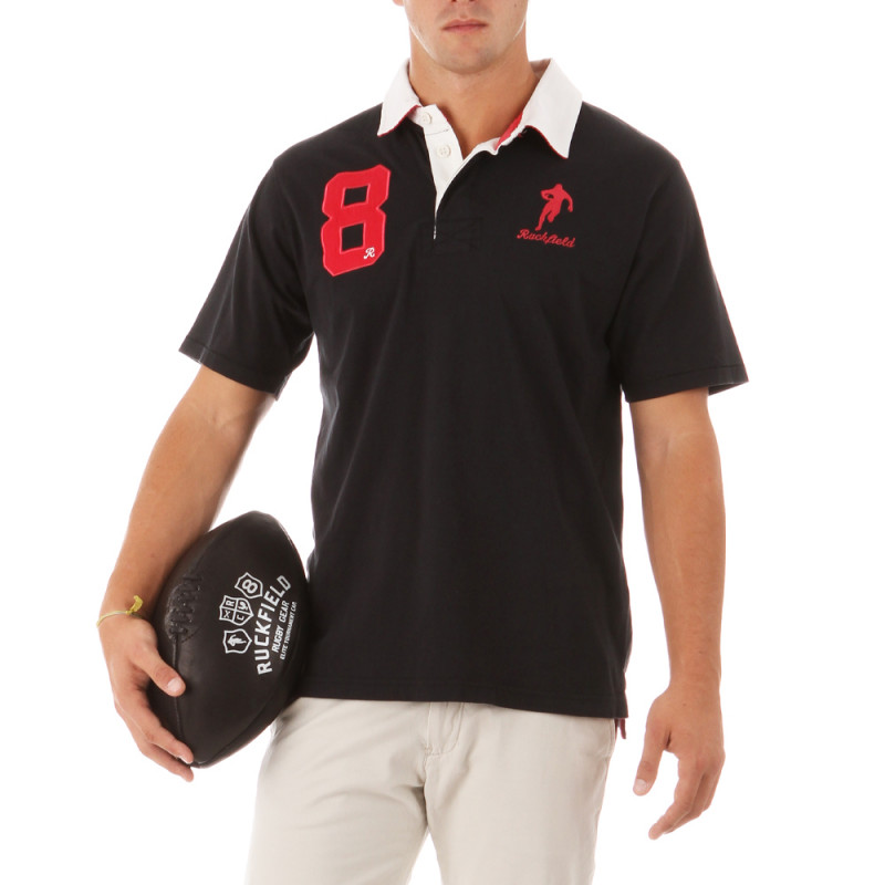 Colors Rugby Polo Shirt