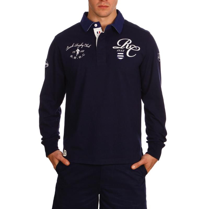 Beach Rugby Club Polo Shirt