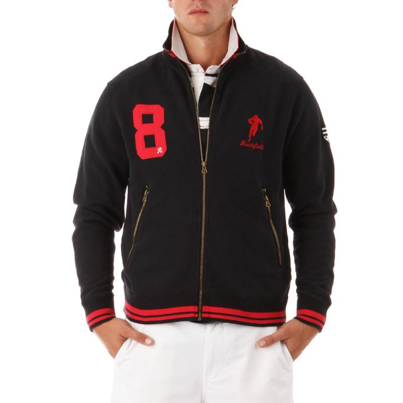 N°8 rugby Sweatshirt