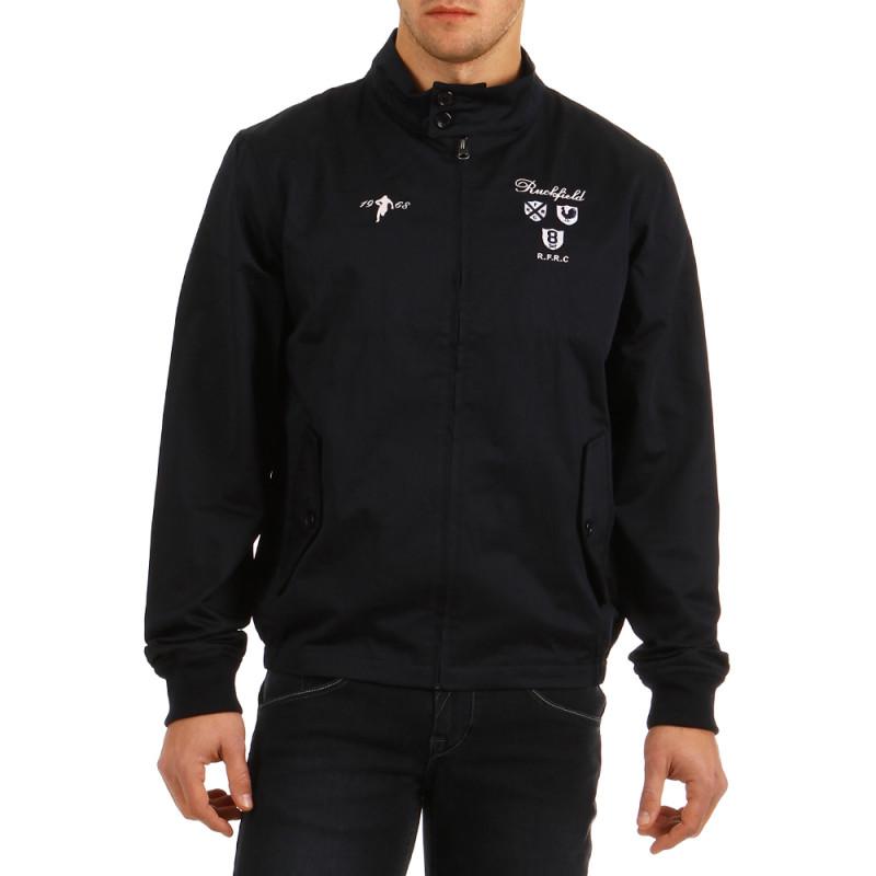 French Rugby Club Jacket