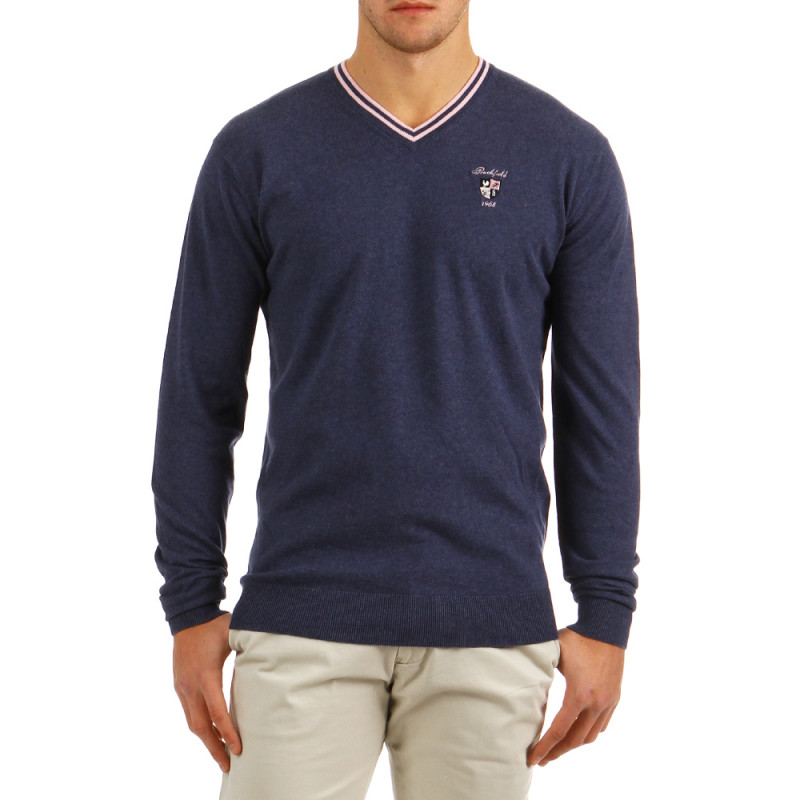 Eagles V-neck Pullover