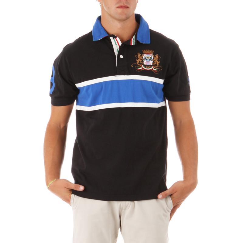 Rugby Polo Shirt Azzuri