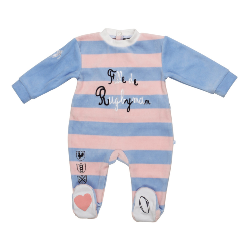 Sleep Suit Rugby Player's Daughter