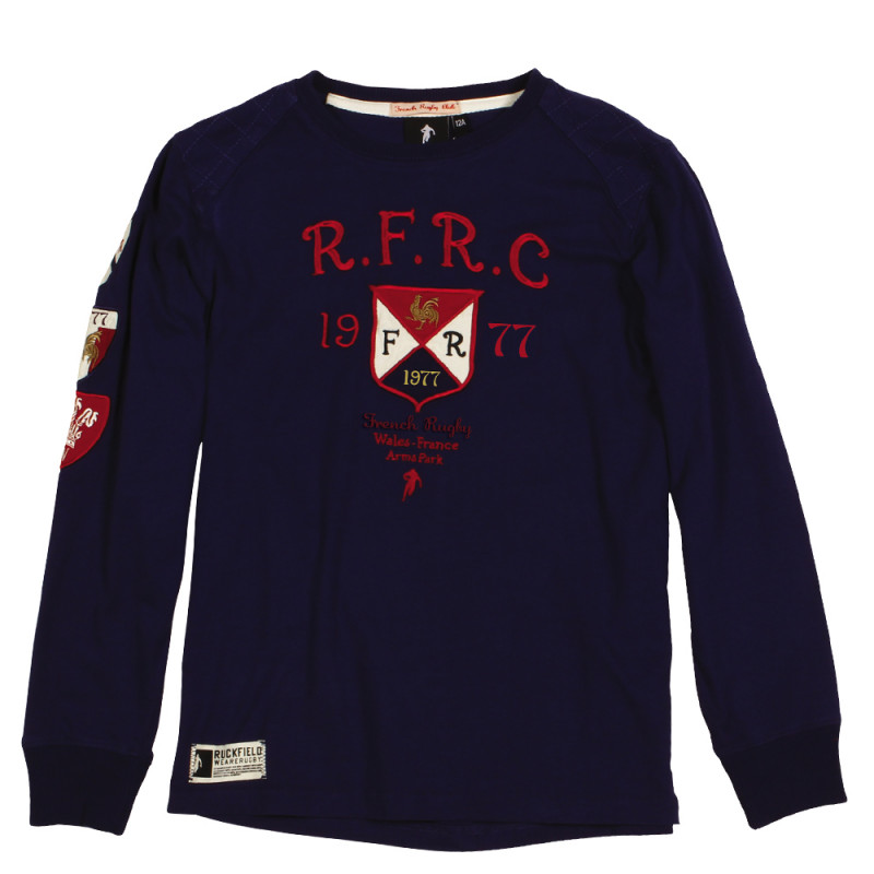 T-shirt Rugby Kids France