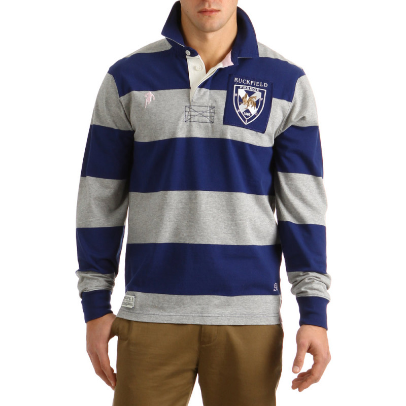 Striped Polo France