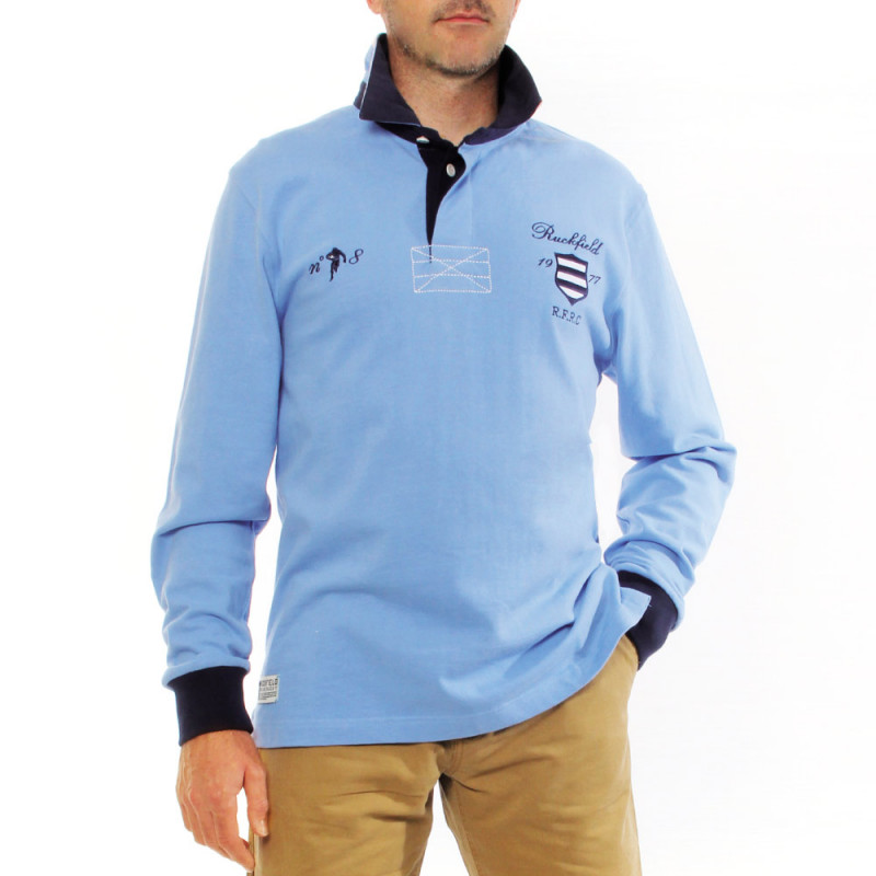 Polo Rugby Classic Blue