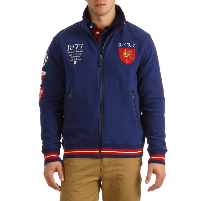 Hooded Zip France