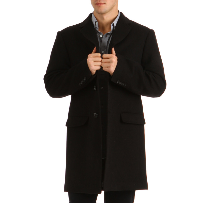 Classic Rugby Coat