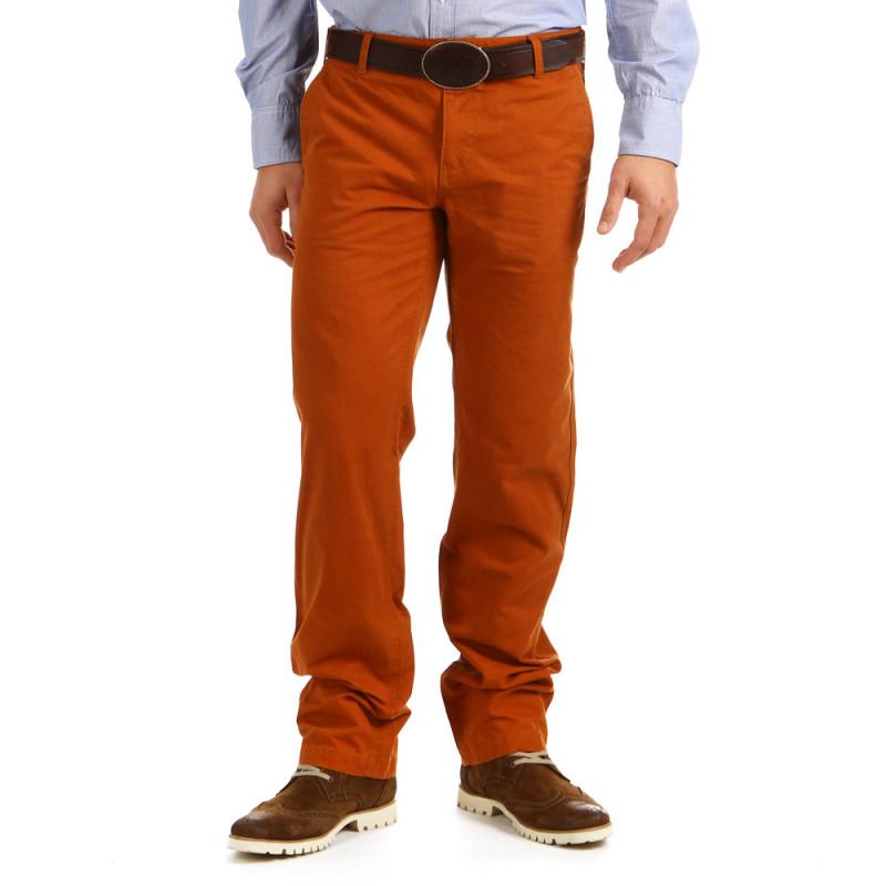 Chinos Orange