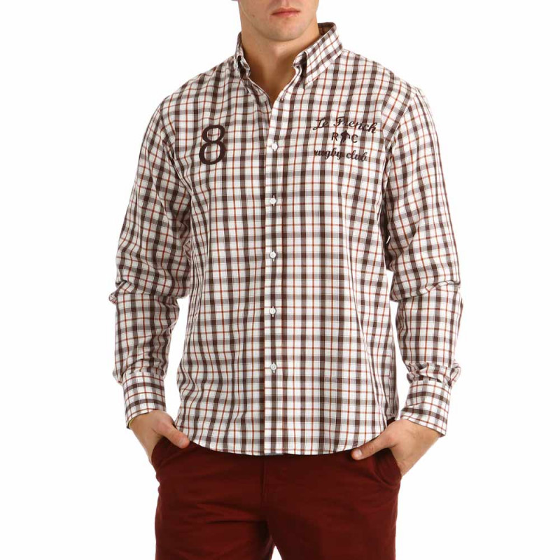 Checked Shirt Le French