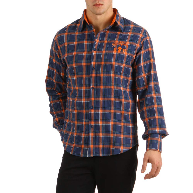 Checked Shirt College