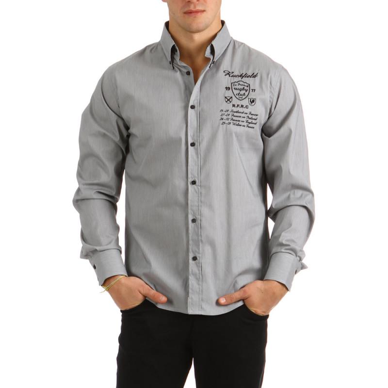 Plain Shirt Le French