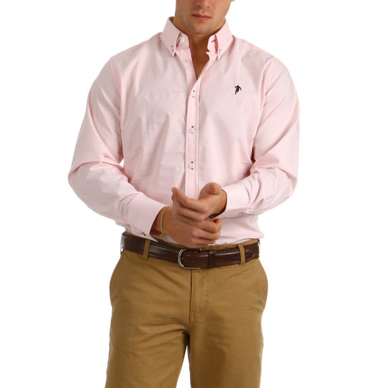 Plain Shirt Essentiels Pink