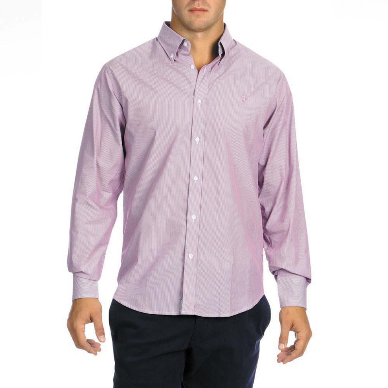 Striped Chabal Shirt Mallow