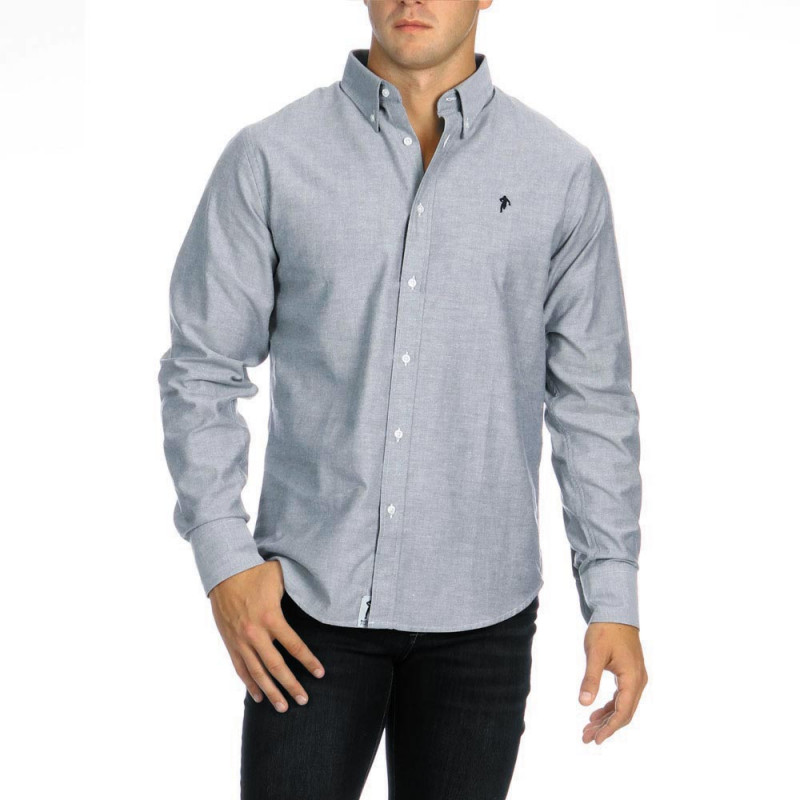 Oxford Shirt Chabal Grey