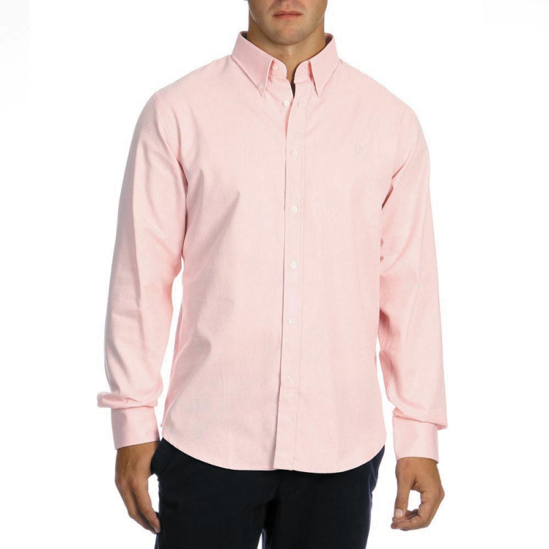 Plain Chabal Shirt Pink
