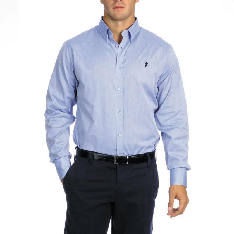 Silky Chabal Shirt Blue