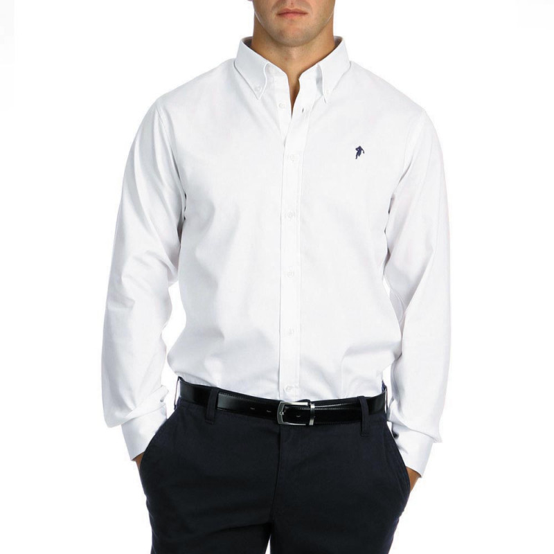Plain Shirt Chabal White