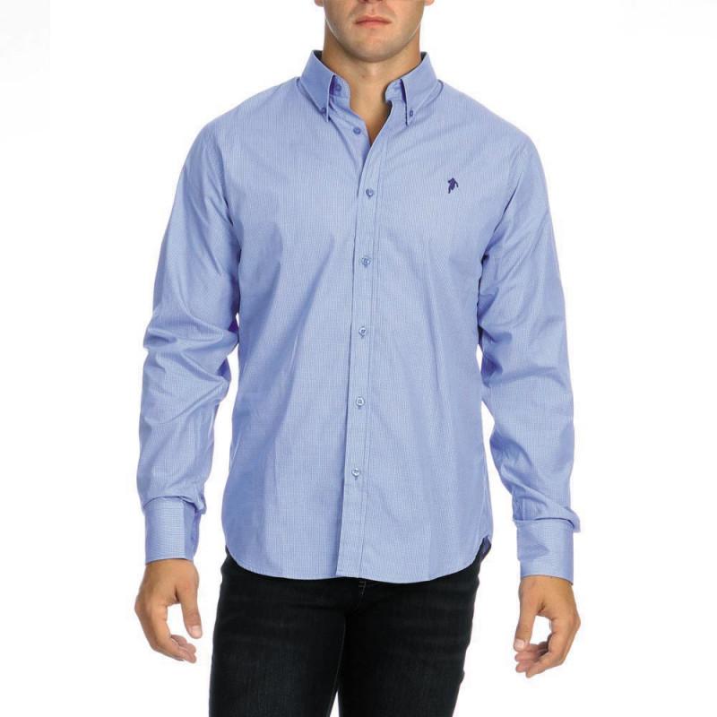 Checked Shirt Chabal Vichy