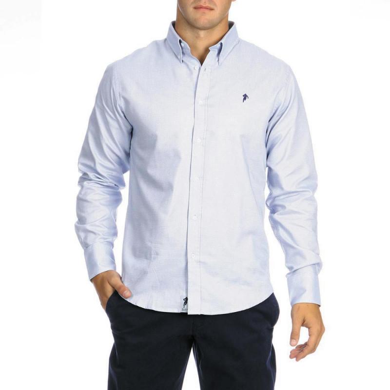 Checked Chabal Shirt Blue