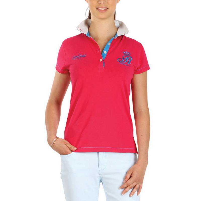 Queen Crown polo shirt