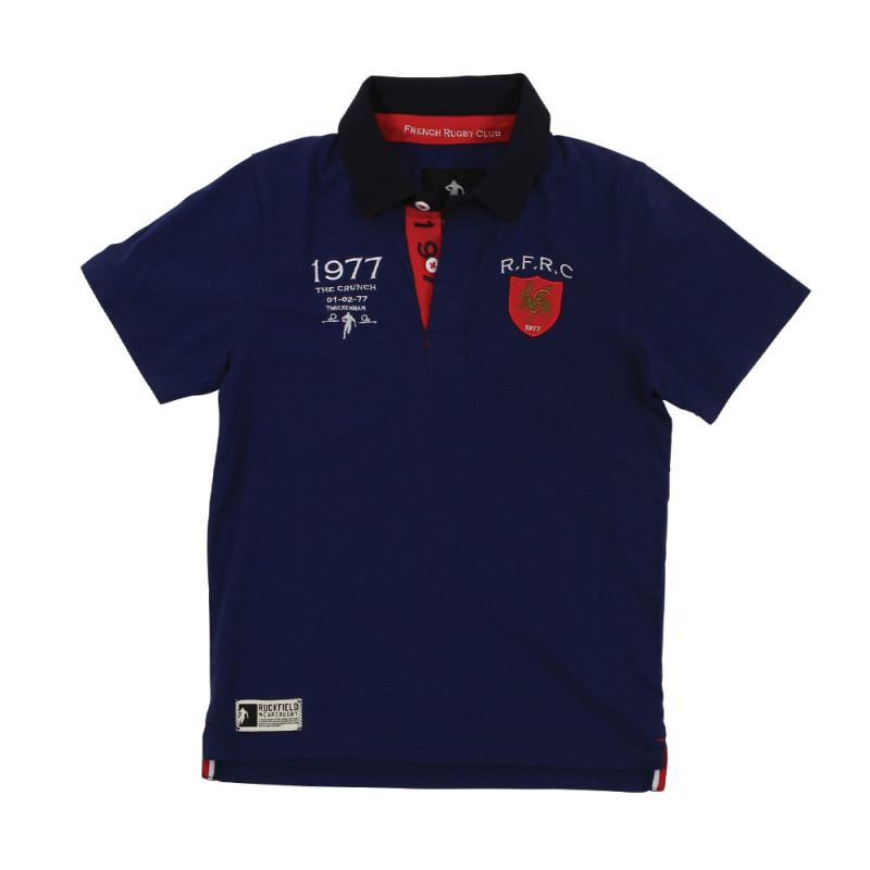 Kids' France Honour polo shirt