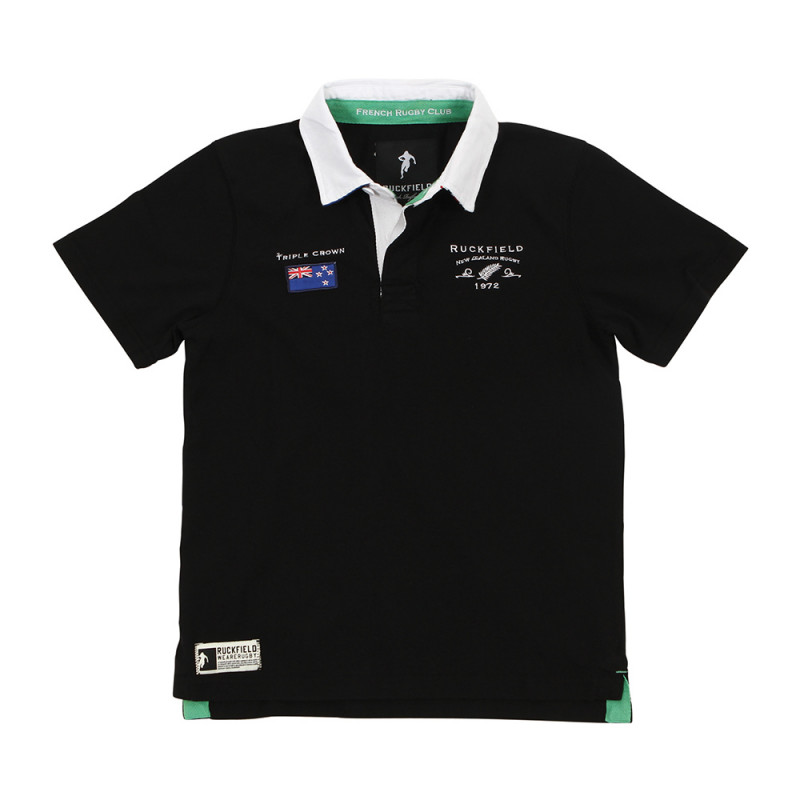 Kids' New Zealand Honour polo shirt