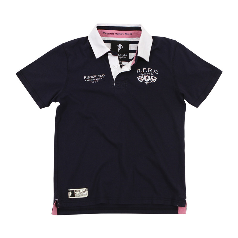 Kids' club polo shirt