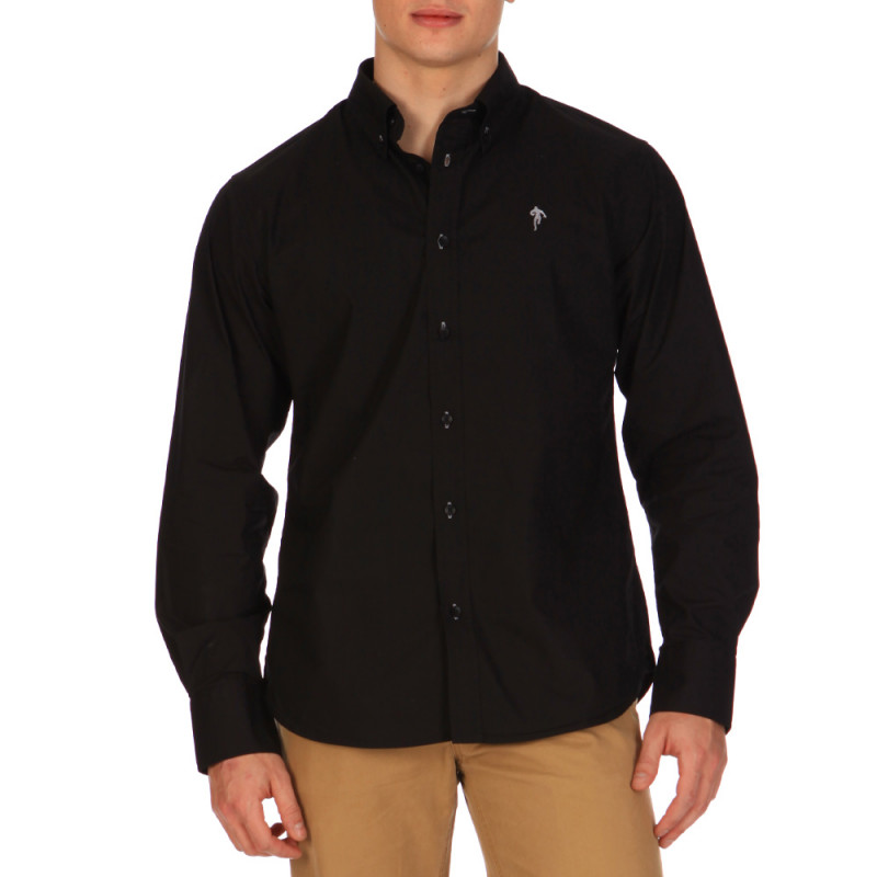 Plain Shirt Essentiels Black