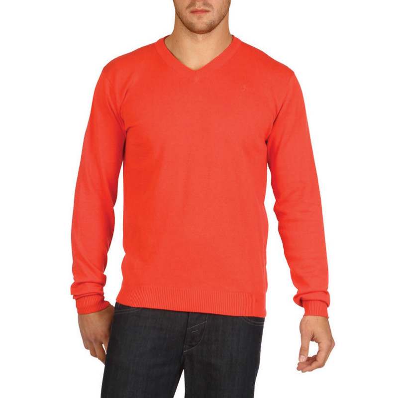 Essentials coral jumper