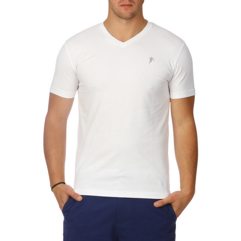 Basic white t-shirt