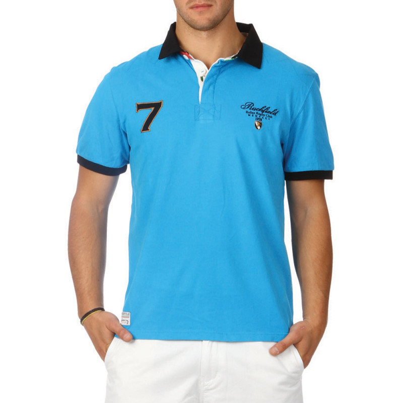 Mauro Bergamasco polo shirt