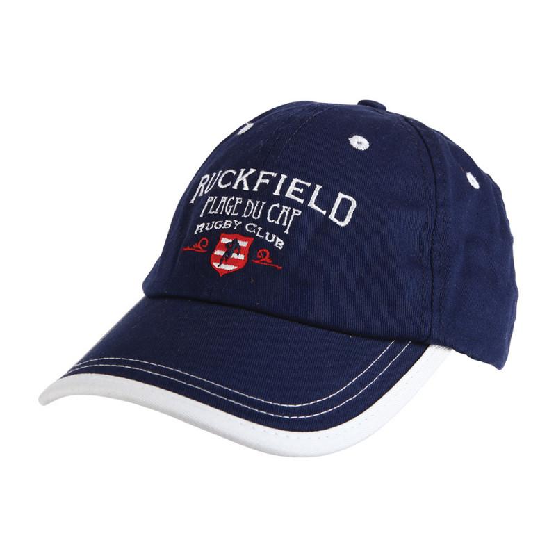 Ocean blue cap