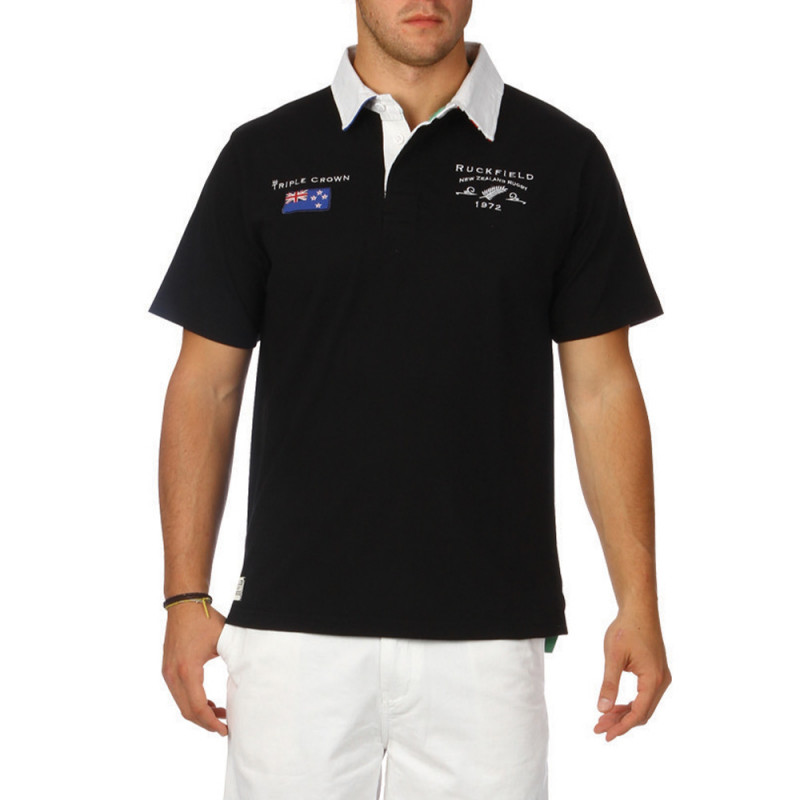 New Zealand jersey polo shirt