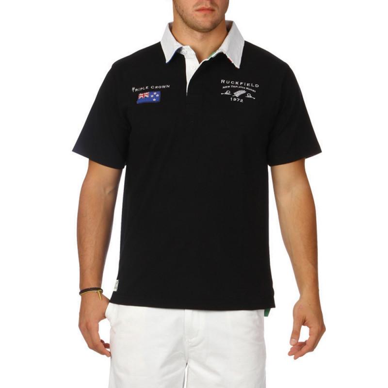 New Zealand jersey polo shirt