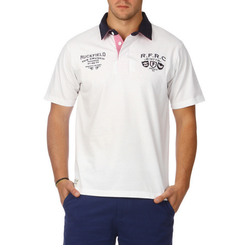 Classic France polo shirt