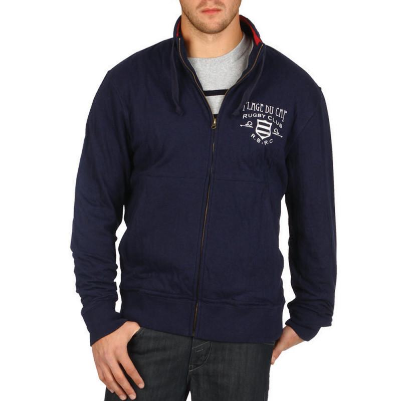 Club navy sweatshirt